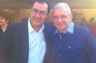 Gilson e Augusto Cury 2