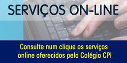 Serviços on-line CPI