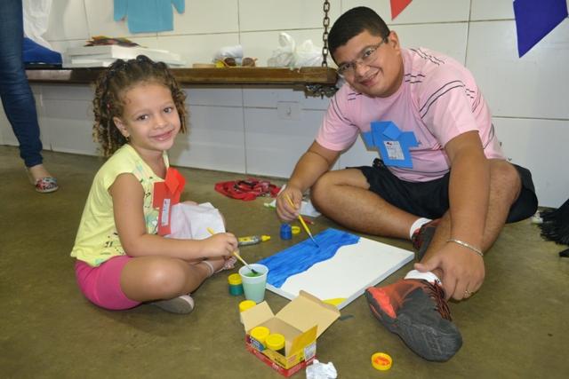 Colégio CPI – Educação Infantil – Homenagem ao Dia dos Pais